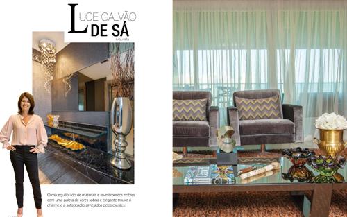 Matéria Anuário Residêncial – Revista Ambientes 2014